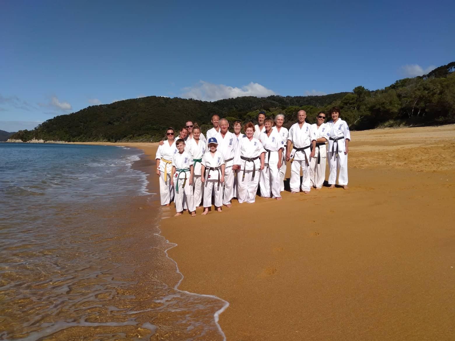 Motueka Seido Karate Club