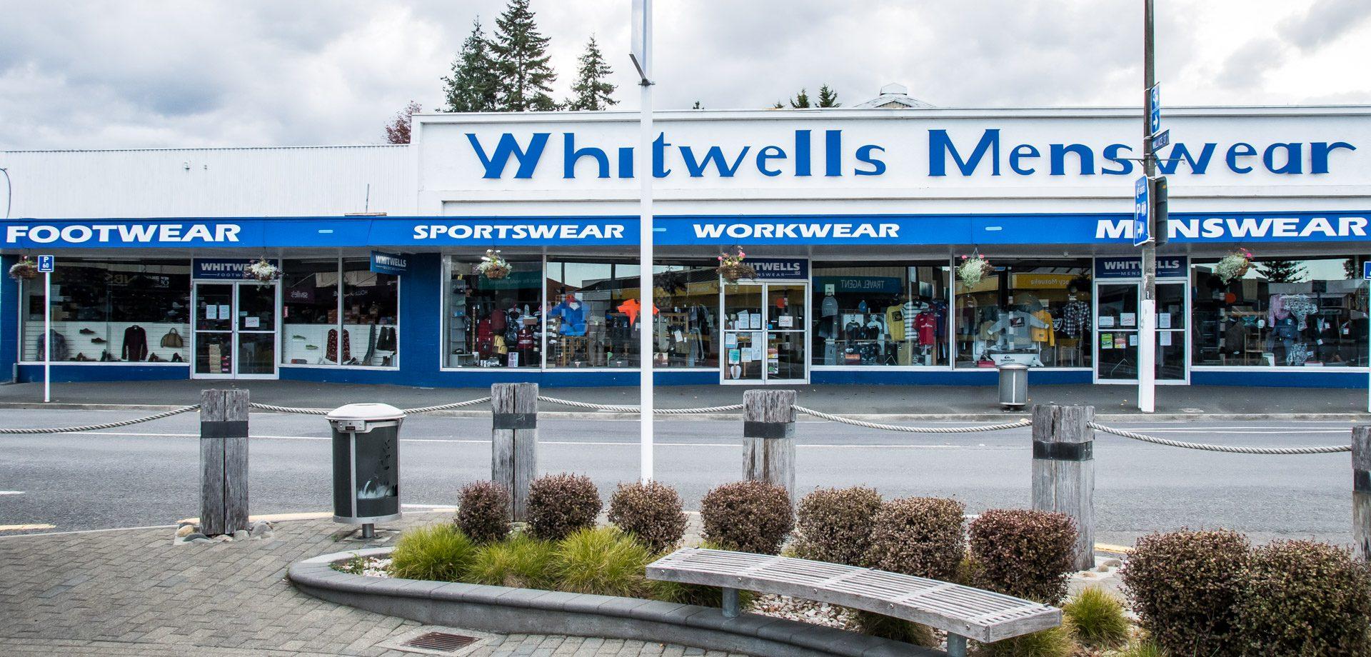Whitwells Menswear