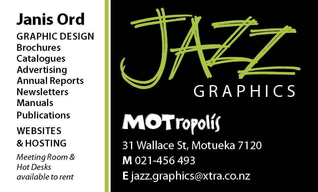 Jazz Graphics Design
