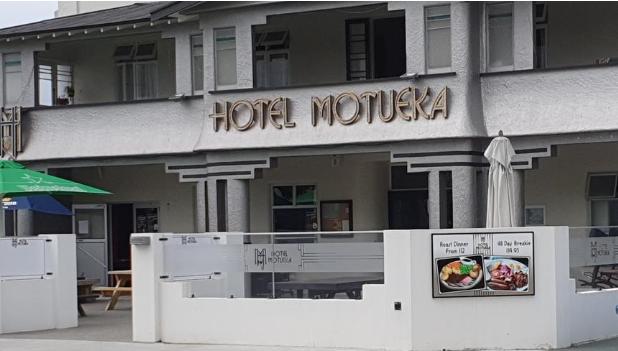 Hotel Motueka Accommodation
