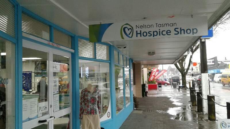 Motueka Hospice Shop