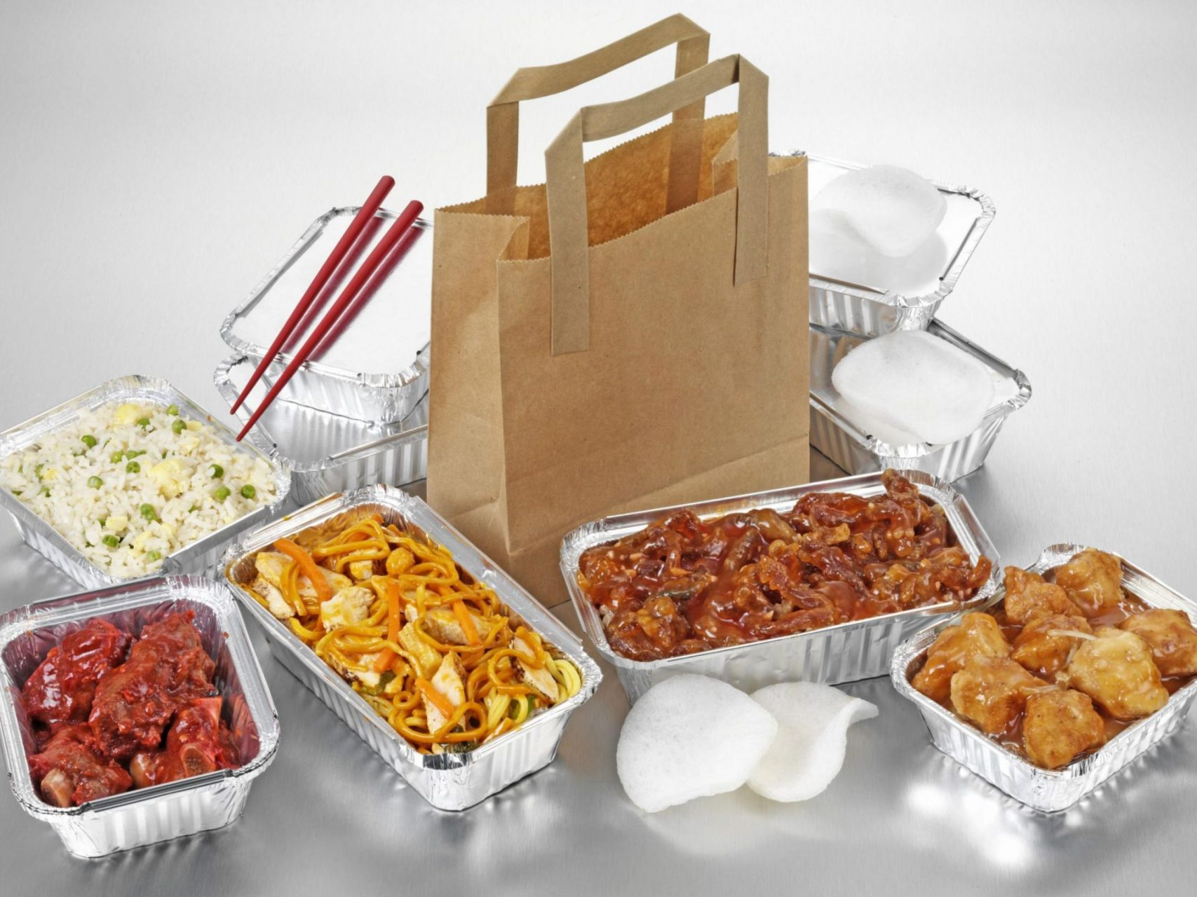 High Street Chinese Takeaways