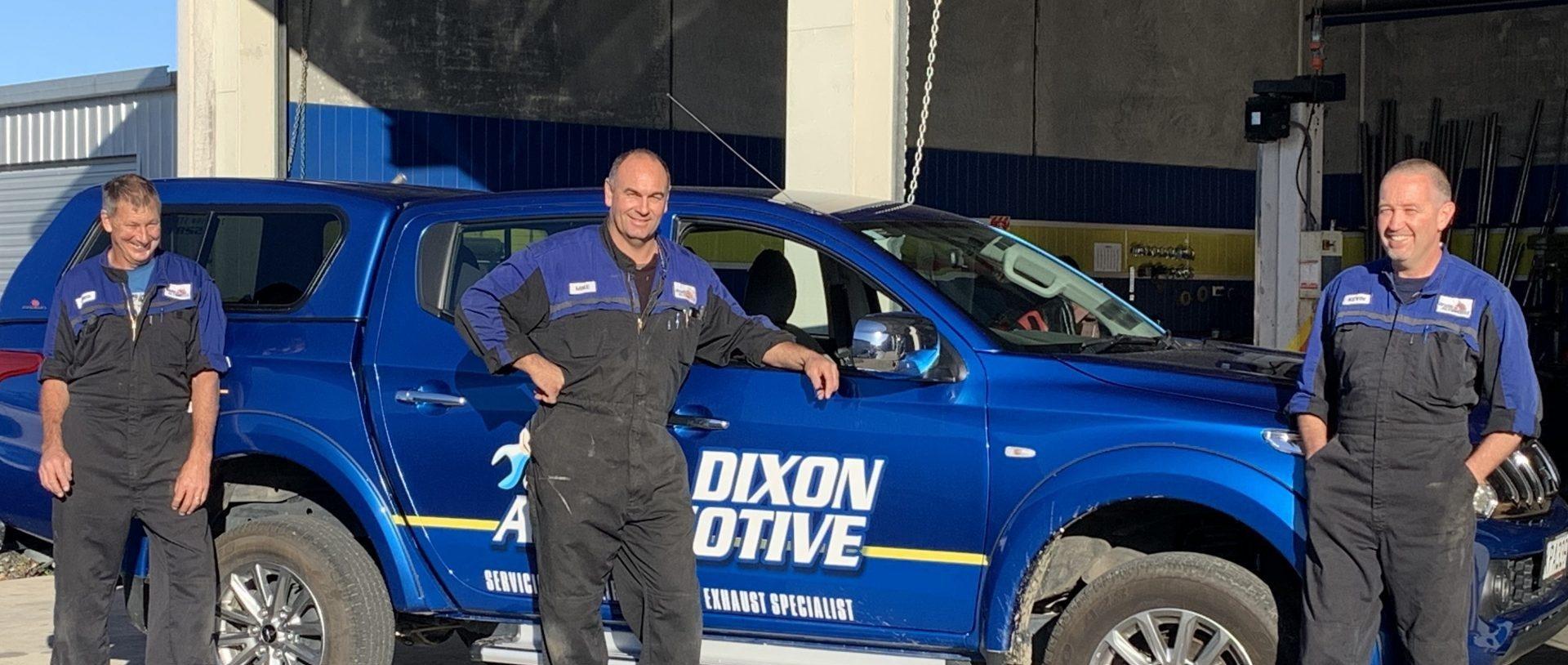 Dixon Automotive 2005 Ltd